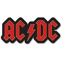 "ACDC AC DCロゴのビニール製カーステッカー デカール - サイズ選択 Large: 10"" u-acdc6 10"""