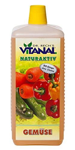 Vitanal Gemüse. für Ihr Gemüse. der Umwelt zuliebe !!! 1 L