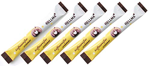 HELLMA Kaffeeweißer-Sticks - 500 Stück