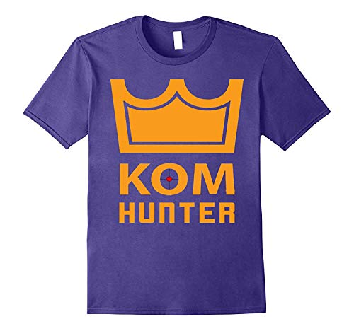 Stra.va King of The Mou.ntain Hunter K.OM Bike Cycling Tshirt- - T Shirt For Men and Woman.