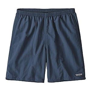 """Patagonia Men's Baggies Shorts - 5"""" パタゴニア バギーズショーツ 股下13cm 並行輸入品 (SNBL, L)"""