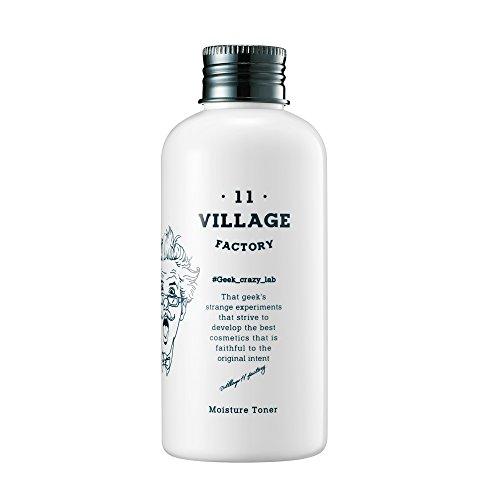 11 Village Factory, Moist Tonic Visage - 1 pièce