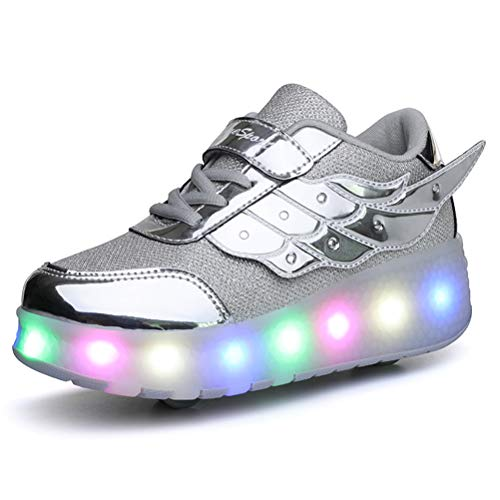 Ufatansy Roller Shoes USB Charging