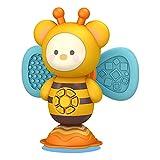 WANGQ Juguetes De Sonajero para Bebés, con Ventosa para Trona con Juguete Juguete De Mesa para Bebés para Juegos Sensoriales, Juguete Educativo para Bebés Y Niñas