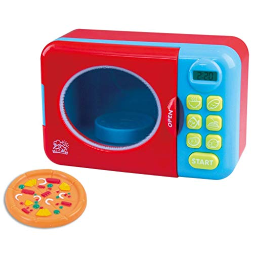 Playgo 3201 - Meine Mikrowelle mit Funktion Küchenspielzeug