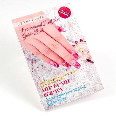 Fräulein3°8® Nailart Nail Art Buch Schulungsbuch Nagel Design Künstliche Fingernägel