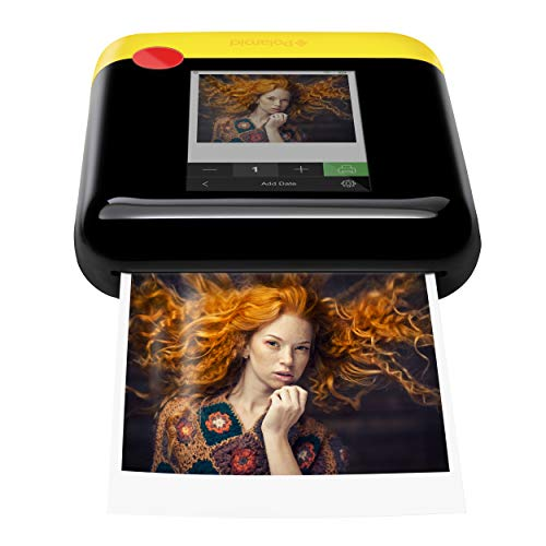 Zink Polaroid WiFi Wireless 3x4 Portable Mobile Photo Printer (Yellow)