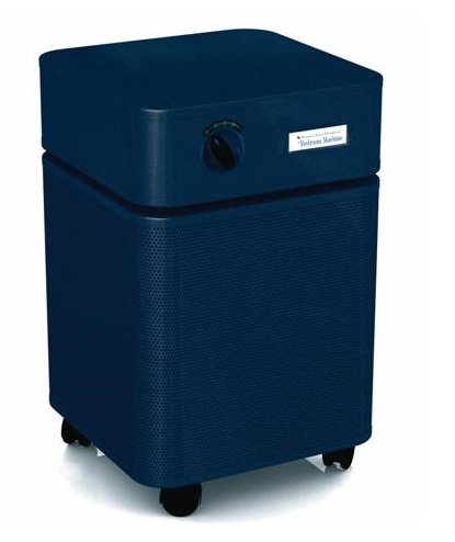 Find Bargain Austin Air HEPA Air Purifier-Bedroom Machine HM402 B402E1, Midnight Blue