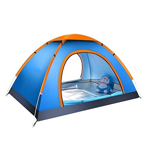 DXYSS Tienda Camping al Aire Libre Instantánea Impermeable surgen la Tienda de 2-43Person Tienda de campaña, la creación instantánea, al Aire Libre Senderismo con Mochila Abrigo de la Tienda