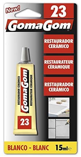 Goma Gom - Nº 23 Restaurador cerámico blanco 15ml