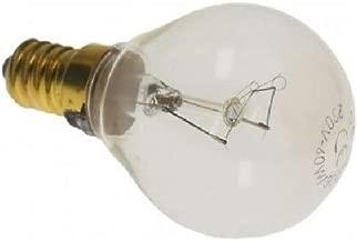 Oven lamp DR Fischer E14 40W 230V ø 45x78 mm: Amazon.co.uk
