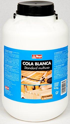 Rayt 429-28 Cola Blanca Standard múltiples usos: Madera, Papel, cartón, cerámica y...