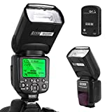 ESDDI Camera Flash for Canon DSLR...