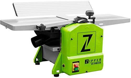Zipper - Dégauchisseuse - Raboteuse 254 mm électrique 1500 W 230 V - ZI-HB254...