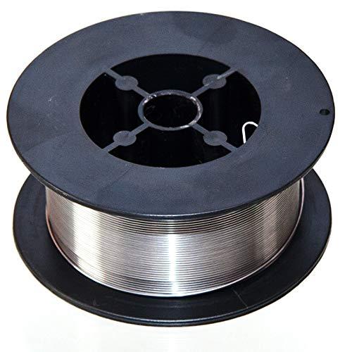 Fülldraht 1,0 mm 1 kg Rolle für Schweißen ohne Gas Schweissdraht für alle MIG MAG Schutzgas Schweißgeräte