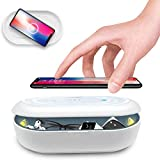 Cahot Portable UV Sanitizer, Multi-Function UV Light Sterilizer, UV Phone Cleaner Box