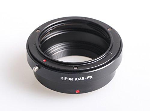 KIPON マウント変換アダプター AR-FX コニカARマウントレンズ - 富士フィルムXマウントボディ用 013250 AR-FX