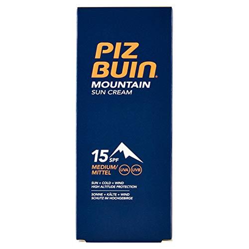 Piz Buin Mountain Cream SPF 15 50ml