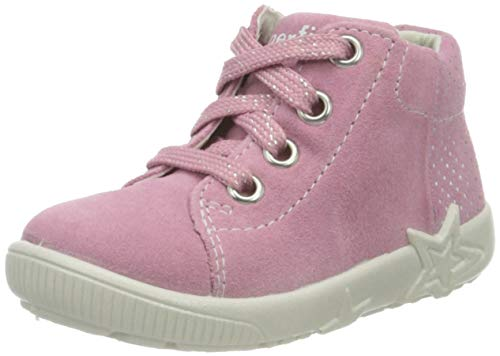 Superfit Baby Mädchen Starlight Lauflernschuhe, Pink (Rosa 55), 19 EU