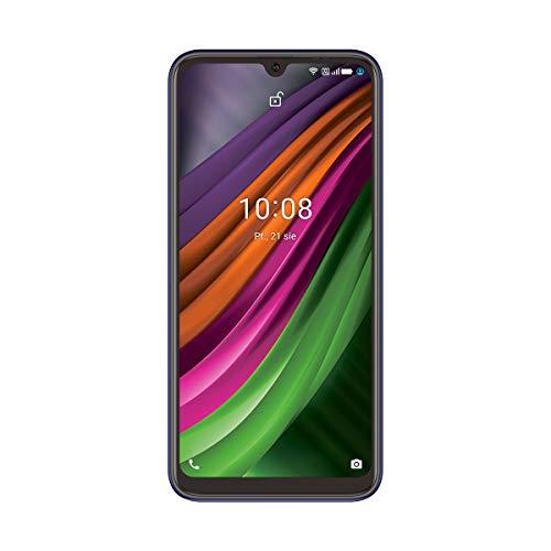 """MP myPhone Now eSIM Android 10, Batteria da 4000 mAh, schermo HD+ 6"""""""", eSIM, 4 GB RAM e 64 GB di memoria interna espandibile, USB-C, Modulo GPS e A-GPS, blu"""""""