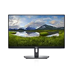 Thin bezel 1920 x 1080 at 60 hertz full HD maximum resolution 16:9 aspect ratio Compact base to maximize desk space 1000: 1 contrast ratio. Brightness: 250 candela per square metre (typ) 60 hertz