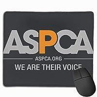 ASPCAクラシックアウトラインデザイン マウスパッド ノンスリップ 防水 高級感 習慣 パターン印刷 ゲーミング ホビー 事務 おしゃれ 学習