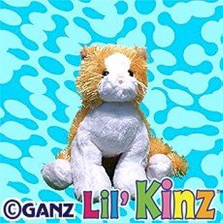 HS017 - LIL'KINZ ORANGE CAT Webkinz New Code Sealed With Tag
