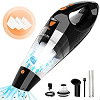 VacLife Cordless with High Power & Quick Charge Tech Handheld Vacuum (Orange)