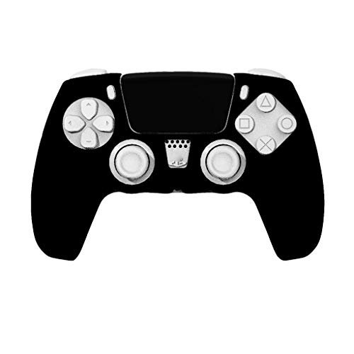Photo of 4 Colours Soft Silicone Protective Case Skin Compatible with Sony Playstation 5 PS5 Controller Gamepad Accessories