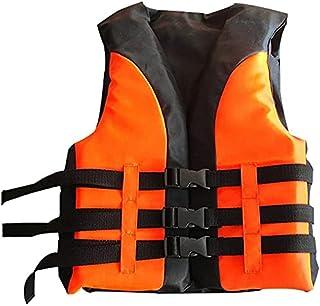 Surakey Schwimmwesten Rettungswesten f/ür Erwachsene Schwimmweste Weste Sicherheits Jacken Schwimmhilfe Erwachsene Mit Pfeife und Reflexstreifen f/ür Wassersport Kajak Angeln SUP Surfen