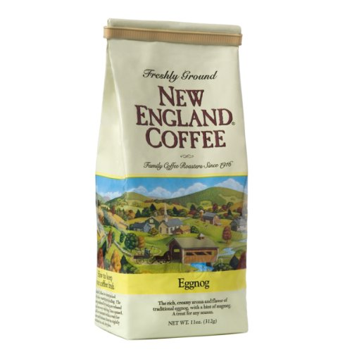 New England Coffee Eggnog