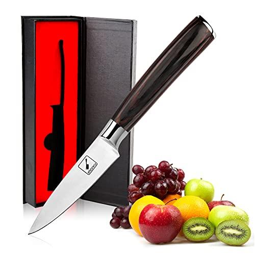Paring Knife - imarku Professional 3.5 Inch...