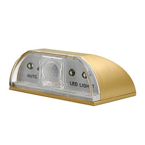 Beonzale LED Intelligente Türschloss Schrank Schlüsselinduktion Kleine Nachtlichtsensor Lampe