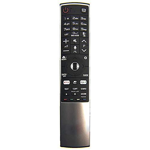 Mando a Distancia de Repuesto Compatible para LG OLED65G7V Signature OLED HDR 4K Ultra HD Smart televisión