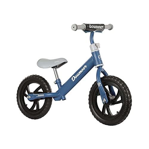 ELXSZJ XTZJ Bicicleta de Balance de Aluminio para niños y niños pequeños - Ninguna Bicicleta de Entrenamiento Deportivo de Pedal para niños de 3,4,5