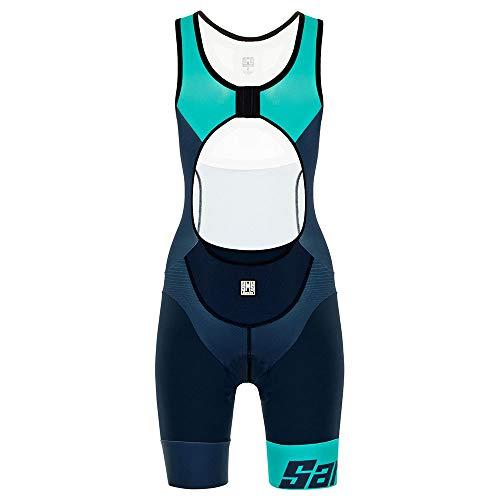 Santini Imago Trisuit dames Acqua 2020 triathlon-kleding