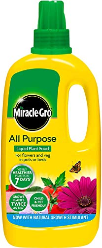 HiCollections Miracle Gro All Purpose Concentrated Liquid Plant Food 1L