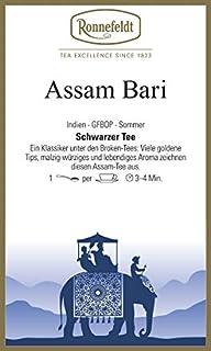 Ronnefeldt - Assam Bari - Schwarzer Tee aus Assam - 100g