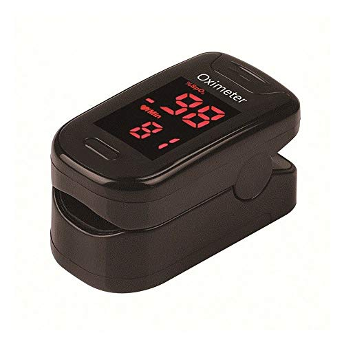Pulsoximeter, Finger Oximeter Sauerstoffsättigung Meter for Privatanwender Familie Mess Puls Und Das Oximeter Auf Dem Finger (orange) (Size : 5)