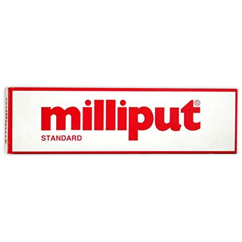 Masilla epoxi Milliput paquete de 2 unidades 113g color amarillo gris