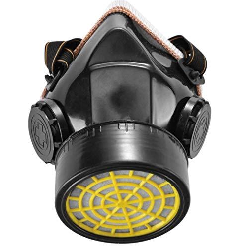 Masken Staub Dusk Flies inkl. Filter Steampunk EDM Fan (1 Filter)