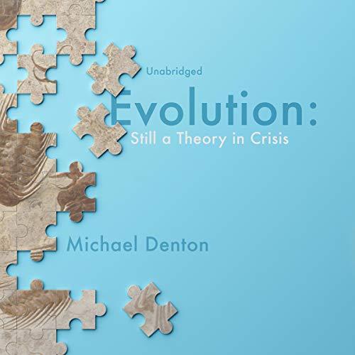 Evolution audiobook cover art