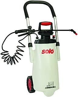 Solo 453 3-Gallon Trolley Landscape Sprayer, Pull Along Design