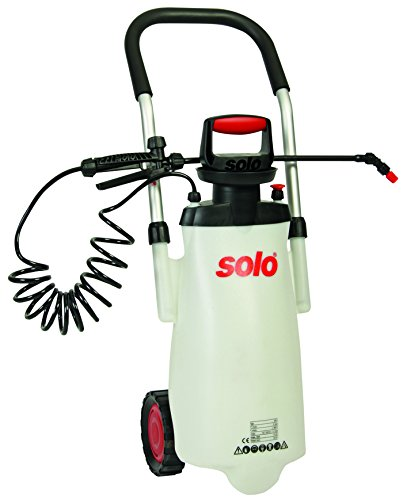Solo 453 3-Gallon Trolley Landscape Sprayer, Pull Along Design