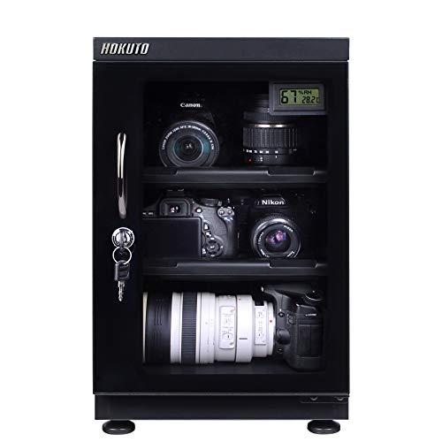 HOKUTO 防湿庫・ドライボックス HSシリーズ41L 5年保証 カメラやレンズカビ対策 (41L)