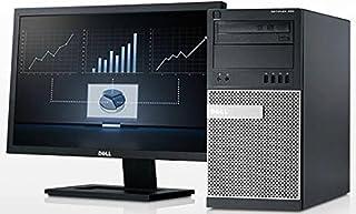 Dell Optiplex 9020MT Desktop, Intel Core i7 16GB RAM 1TB HDD, WIN 7 PRO with Media. Dell 18.5inch Monitor