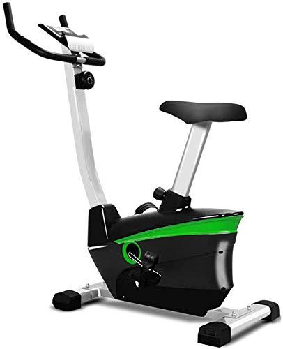 Bicicleta Estática Bicicletas De Ciclismo Indoor Mute Bicicleta De Ejercicio Casera con Pantalla Y Soporte para Teléfono mwsoz
