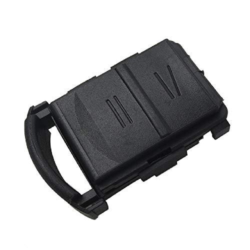 FBFGCar-Styling Funda para Llave de Coche de Repuesto para Vauxhall Corsa Agila Meriva Combo Funda para Llave para Opel con Soporte de batería