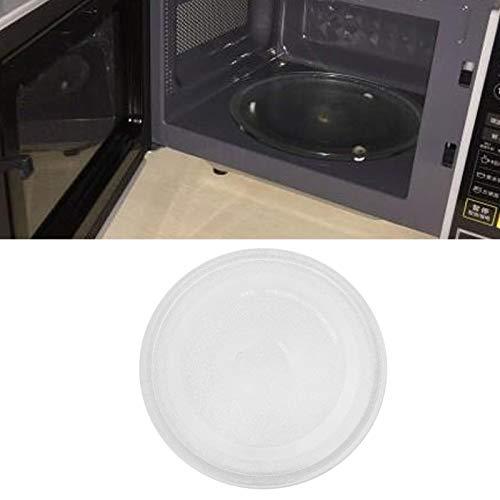 Placa de cristal para microondas/placa giratoria de cristal para microondas, diámetro de 245/270/315 mm, placa de cristal para microondas de 14 pulgadas