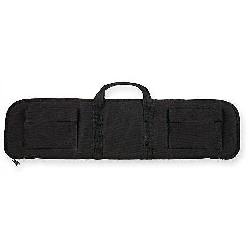 Bulldog BD492-48 Tactical Shotgun Case, Black, 48-Inch